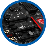 MSI Motherboard Repair